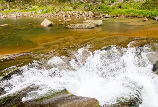 壁纸 风景 旅游 瀑布 山水 桌面 660_446